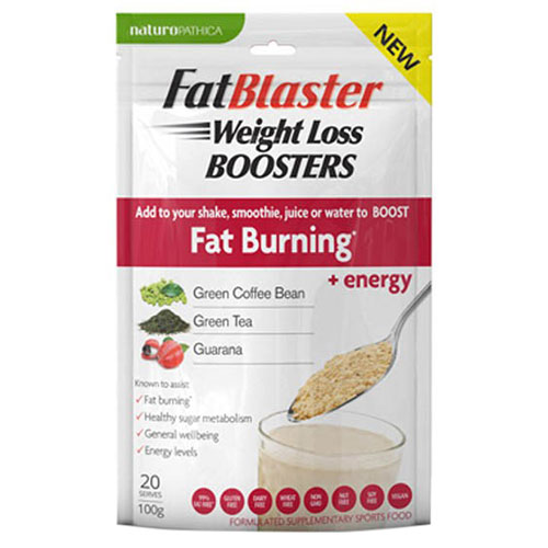 Naturopathica Fatblaster Weight Loss Boosters Fat Burning Energy